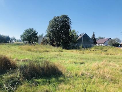 Działka budowlana w Strzyżewo, koło Dobrzycy